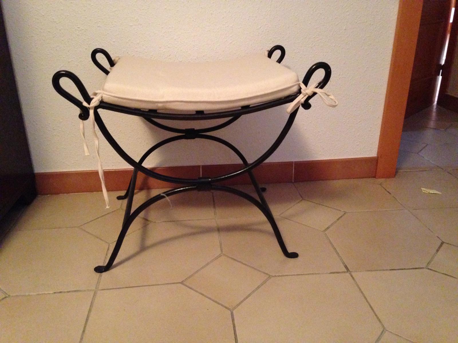 mobilier en fer forg roussillon 84 savoir fer. Black Bedroom Furniture Sets. Home Design Ideas